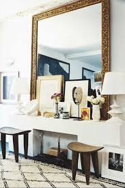 How To Decorate A Mirror Interior Design Tips How To Decorate With A Mirror