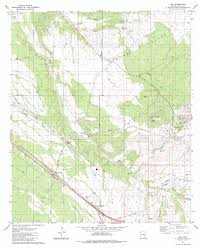 Us Map Topography Vail Topographic Map Az Usgs Topo Quad 32110a6