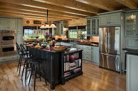kitchen ideas on rustic log cabin kitchen cabinets log cabin kitchens with rustic