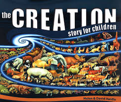 the creation story for children memoria press
