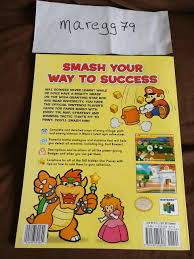paper mario official players guide lead writer george