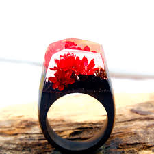 ring for magic forest wood ring accessoriesonlineshop