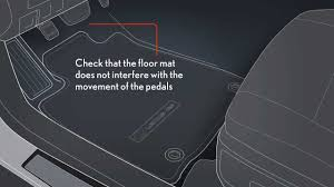 lexus rx 350 black floor mats 2013 lexus driver u0027s floor mat installation youtube
