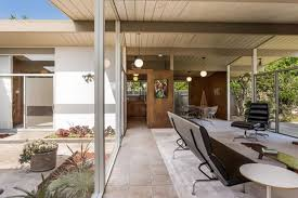 joseph eichler homes classy 1964 eichler house in orange comes with pool and