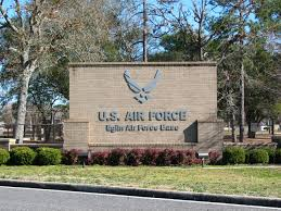Eglin Afb Map Eglin Air Force Base Ready To Adjust To Hiring Freeze Wfsu