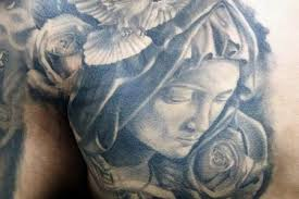 spiritual tattoo designs for men
