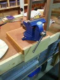 Mechanics Bench Vise A Workbench Vise Mount For Ease Of Clamping To Any Workbench Http