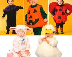 Pumpkin Costume Halloween Pumpkin Costume Pattern Etsy