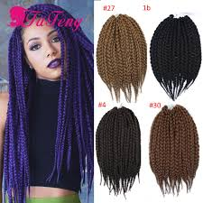 best synthetic hair for crochet braids find more hair weaves information about box braids crochet braids