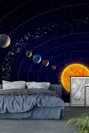 17 best space wall murals images on pinterest photo wallpaper planets and solar system wall mural wallpaper