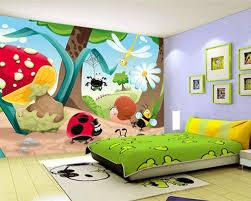 tapisserie chambre bébé décoration murale papier peint tapisserie chambre bébé