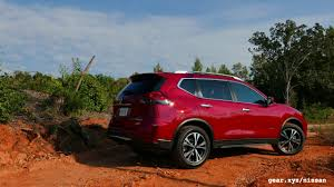 Nissan Rogue Hybrid Mpg - 2017 nissan rogue hybrid first drive u2013 eco credibility for brand u0027s