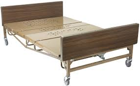 Lifting Bed Frame by Full Electric Super Heavy Duty Bariatric Hospital Bed Drive Medical