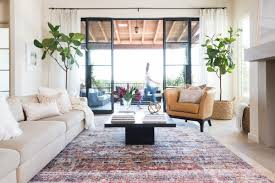 a splash of color in my living room camille styles exotic rug living room makeover camille styles home