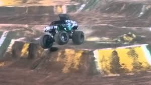 monster truck jam las vegas mohawk warrior freestyle monster jam las vegas 3 19 16 youtube