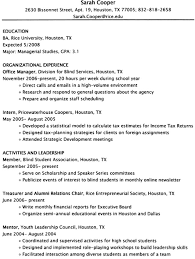 Apa Resume Template Those Who Cannot See Look Best Effects Of Visual Resume