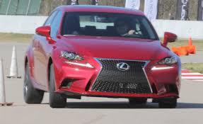 lexus sport 2014 lightning lap 2014 lexus is350 f sport lap u2013 video u2013 car and