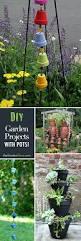 best 25 stacked flower pots ideas on pinterest diy planters