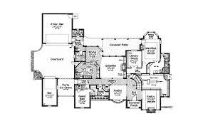 Tudor Floor Plan Floorplan Twostory First Floor Plan Of French Country Tudor House