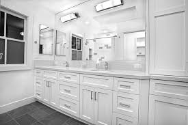 White Cabinets In Bathroom  Best White Bathroom Cabinets Ideas - White cabinets bathroom design