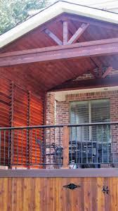 Patio Fences Ideas by 177 Best Fence Deck Patio Project Ideas Images On Pinterest