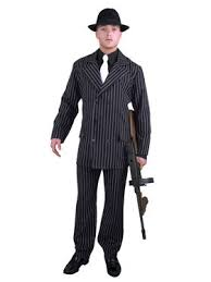 Mens Gangster Halloween Costume Mens 20 U0027s Costumes Adults 20 U0027s Halloween Costume Men
