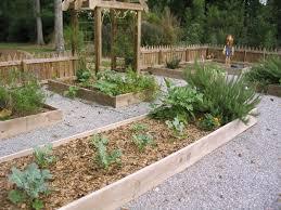 Mulching Vegetable Garden by Vegetable Gardening Bed Preparation