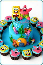 spongebob birthday cakes spongebob birthday cakes and cupcakes 5 pink lover