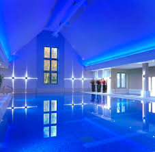 The Indoor Pool At Calcot Spa Calcot Manor Hotel Near Tetbury In - Hotels in the cotswolds with family rooms