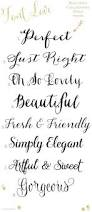 8 gorgeous calligraphy style fonts font love hand lettering