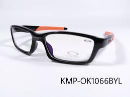 Jual Kacamata Oakley Crosslink frame kacamata oakley crosslink black orange 1066 kmp ok1066byl