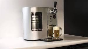 Mini Fridge Kegerator Deluxe Mini Kegerator U0026 Draft Beer Dispenser Tbc50s Youtube