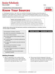 What Special Skills To Put On Resume Junior Scholastic Magazine Current Events Magazine For Grades 6 8