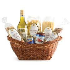 basket gifts dean deluca we just how you filled this gift basket