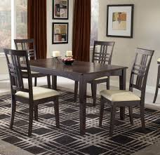 dining room trendy cheap dining room sets with black chair