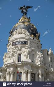 the french beaux arts architectural style of the metropolis