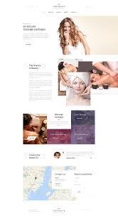 here is a u003cem u003eresponsive template u003c em u003e meant for spa massage