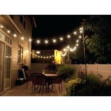 Novelty Patio Lights Novelty Patio String Lights Vintage Metal Wire Lighting New York