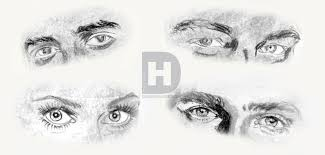 how to draw realistic eyes sketch eyes step by step drawing