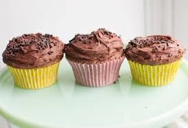 chocolate cupcakes from the hummingbird bakery cookbook