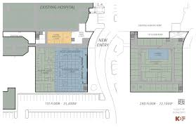hospital layout plan n design