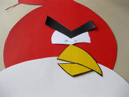angry birds pin beak party game 7 steps pictures