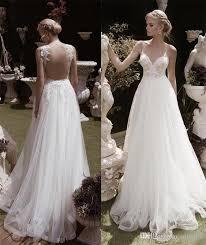 sexxy wedding dresses discount 2016 new summer back lace wedding dress