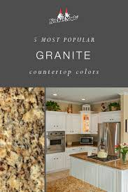 what is the best color for granite countertops most popular granite countertop colors updated