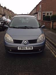 2005 renault megane scenic 1 9 dci dynamique in york north