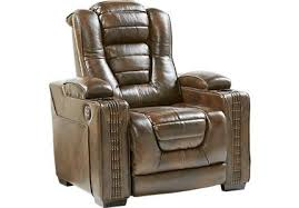 bello burgundy leather power swivel glider recliner reclining