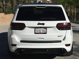 new tail light mod cherokee srt8 forum