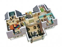 House Design With Floor Plan 3d Best 3d House Plans Screenshot Home Floor Plan Designs Design 3d
