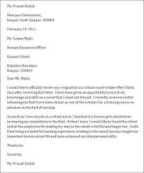 writing a letter of resignation nursing mediafoxstudio com