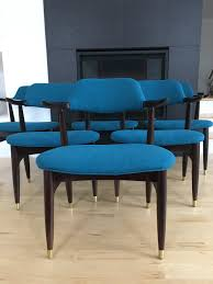Mcm Dining Chairs by Gallery U2014 Staple And Stitch Custom Upholstery And Sewing Madison